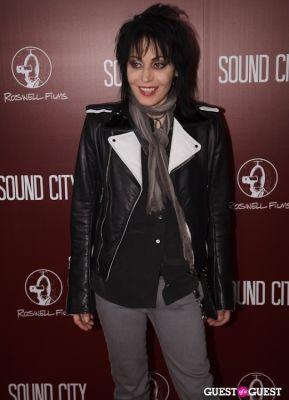 joan jett in Sound City Los Angeles Premiere