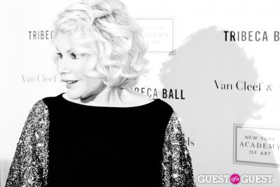 joan rivers in New York Academy of Art's 2013 Tribeca Ball