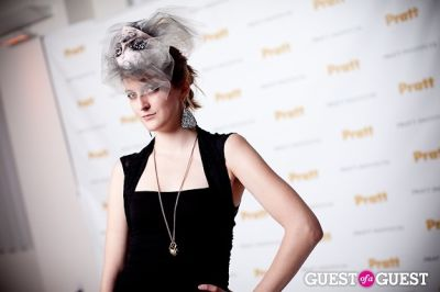 joana rigol in The Pratt Fashion Show with Honoring Hamish Bowles with Anna Wintour 2011