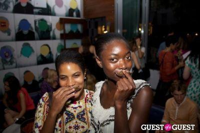 joane amay in Dannijo + Man Repeller Launch Party