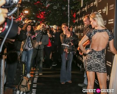 joanna krupa in Fergie Celebrates The Troops With Cell Phones For Soldiers and Voli Light Vodkas