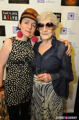 zelda kaplan in Zelda Kaplan's Birthday Benefit for Keep A Child Alive