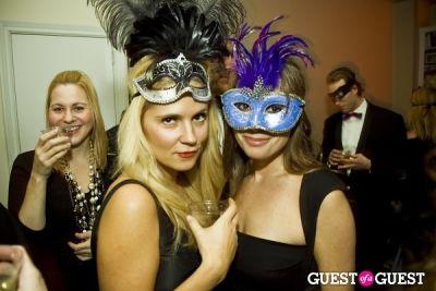ramona farrington in Annual Blacktie Christmas Masquerade