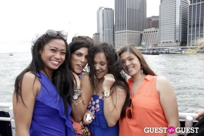 stephanie fintzel in Chelsea Beach Yacht Party