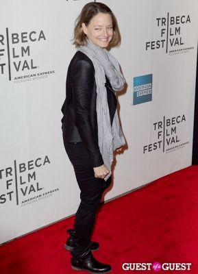 jodie foster in Sunlight Jr. Premiere at Tribeca Film Festival