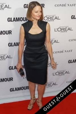 jodie foster in Glamour Magazine Women of the Year Awards
