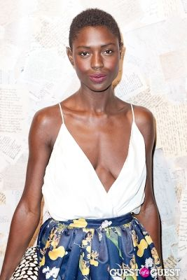 jodie smith in Alice and Olivia Presentation