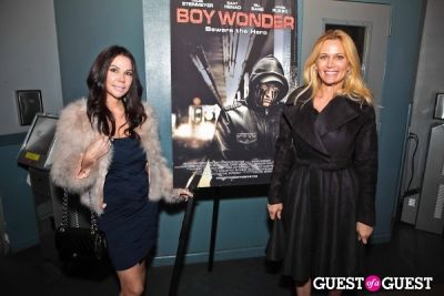 jodine russo in New York Premiere of Boy Wonder & After Party to District 36