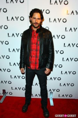 joe manganiello in Grand Opening of Lavo NYC