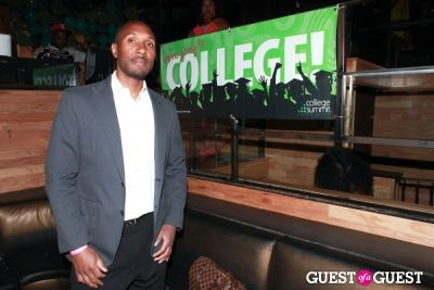 joe solan in College Summit's adMISSION: College Cocktail Party