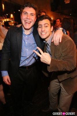 joe calderone in Toro Lounge Party in the Smyth Hotel