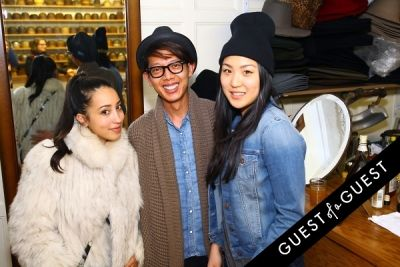 joe yang in Stetson and JJ Hat Center Celebrate Old New York with Just Another, One Dapper Street, and The Metro Man