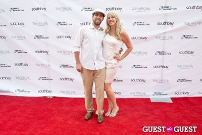 joel black in Walk With Sally's 7th Annual White Light White Night