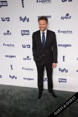 joel mchale in NBCUniversal Cable Entertainment Upfront