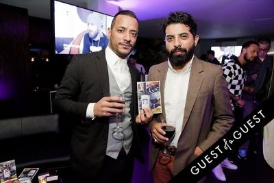 steve jacinto-torres in Gascón X Brian Kirhagis event Hosted By GQ
