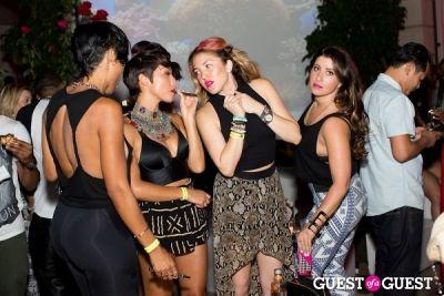 joelle ashley in Jamie Foxx & Breyon Prescott Post Awards Party Presented by Malibu RED