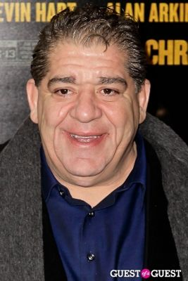 joey diaz in Grudge Match World Premiere