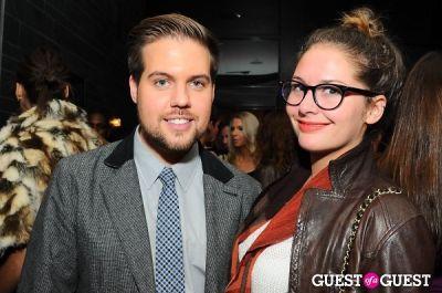 joey hodges in STK New York Midtown VIP Opening