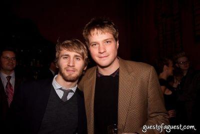 joey ranzenbach in Guestofaguest Holiday Party 2009