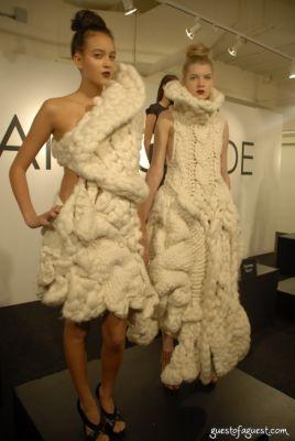johan wu in Gen Art Design Vision Awards @ Styles 2009