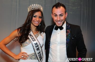micah jesse in Miss New York USA 2012