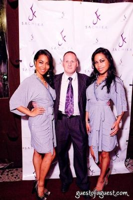 john amadeus-knight in Sachika Fashion Show Supporting the Jack and Jill Foundation