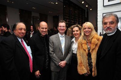 john catsimatidis in Gabby Awards at John Varvatos