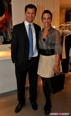 john cecchi in FNO Party at Intermix Georgetown