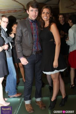 john david-robbins in Style Coalition's Fashion Week Wrap Party