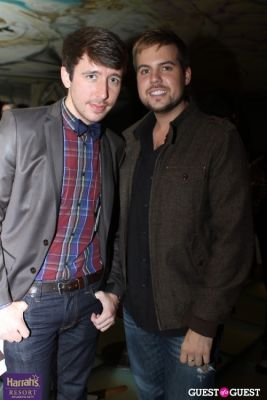 joey hodges in Style Coalition's Fashion Week Wrap Party