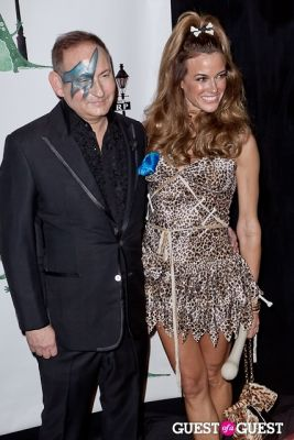 kelly bensimon in Bette Midler's New York Restoration Project Annual Gala