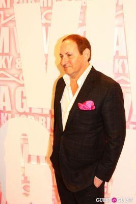 john demsey in MAC Viva Glam Launch with Nicki Minaj and Ricky Martin