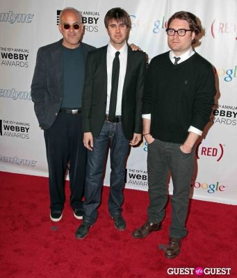 chris milk in The 15th Annual Webby Awards