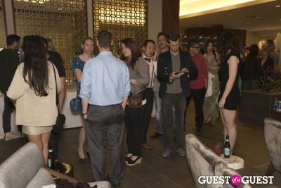 john kim in ISOLATED Surf Documentary Screening at Equinox - Hosted By Ryan Phillippe