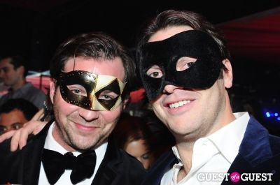 john lumpkin in Fete de Masquerade: 'Building Blocks for Change' Birthday Ball