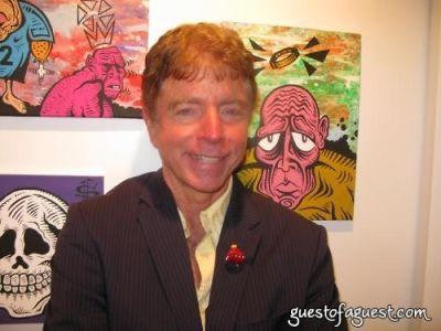 john norwood in Damon Johnson Gallery Opening