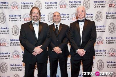 clayton smith in Italy America CC 125th Anniversary Gala