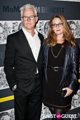 john slattery in Museum of Modern Art Film Benefit: A Tribute to Quentin Tarantino