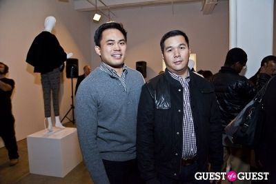 john uraya in Tomas NYC Online Boutique Launch Party