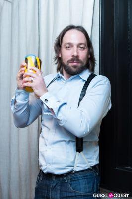 john uselton in The Frye Company Pop-Up Gallery