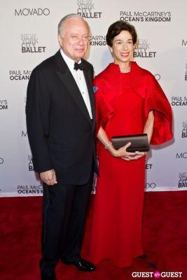 john vogelstein in NYC Ballet Opening