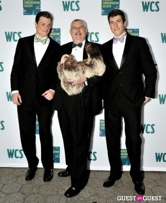 george wambold in Wildlife Conservation Society Gala 2013