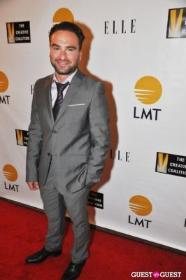 johnny galecki in WHCD Leading Women in Media hosted by The Creative Coalition, Lanmark Technology and ELLE