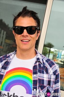 "johnny knoxville in ""Last Night I Swam with a Mermaid"" - Book Release Party"
