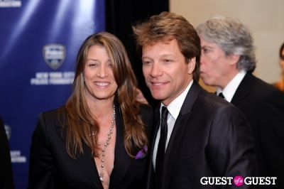 jon bon-jovi in NYC Police Foundation - 40th Anniversary Gala