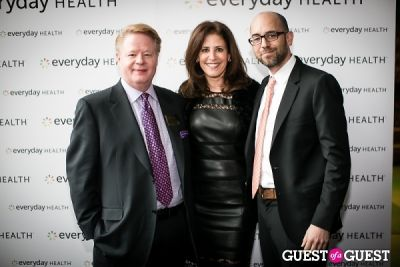 jon glass in Everyday Health IPO Party