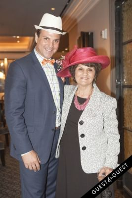 jon heinemann in Socialite Michelle-Marie Heinemann hosts 6th annual Bellini and Bloody Mary Hat Party sponsored by Old Fashioned Mom Magazine