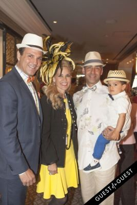 michael mione in Socialite Michelle-Marie Heinemann hosts 6th annual Bellini and Bloody Mary Hat Party sponsored by Old Fashioned Mom Magazine