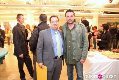 jon paul-lupo in UrbanGreen Launch Party