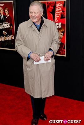 jon voight in HITCHCOCK The New York Premiere